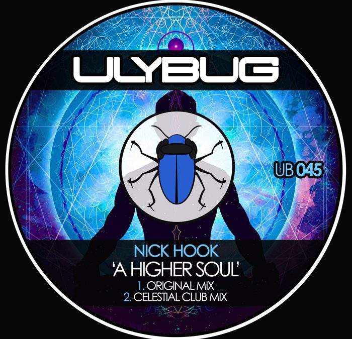 'A Higher Soul' by NICK HOOK on Ulybug Records