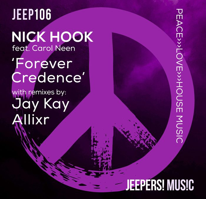 'Forever Credence' by NICK HOOK on Jeepers! Music.