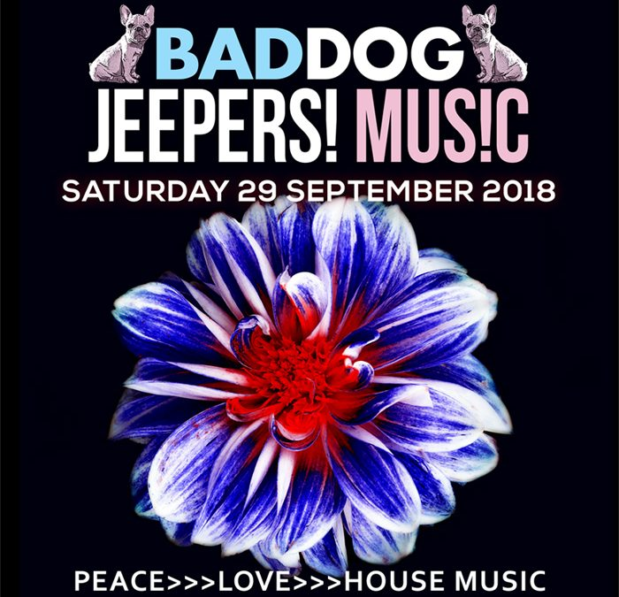 Bad Dog & Jeepers! Music Party