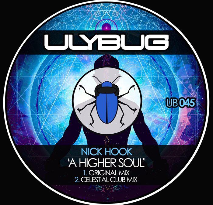 'A Higher Soul' by NICK HOOK on Ulybug Records
