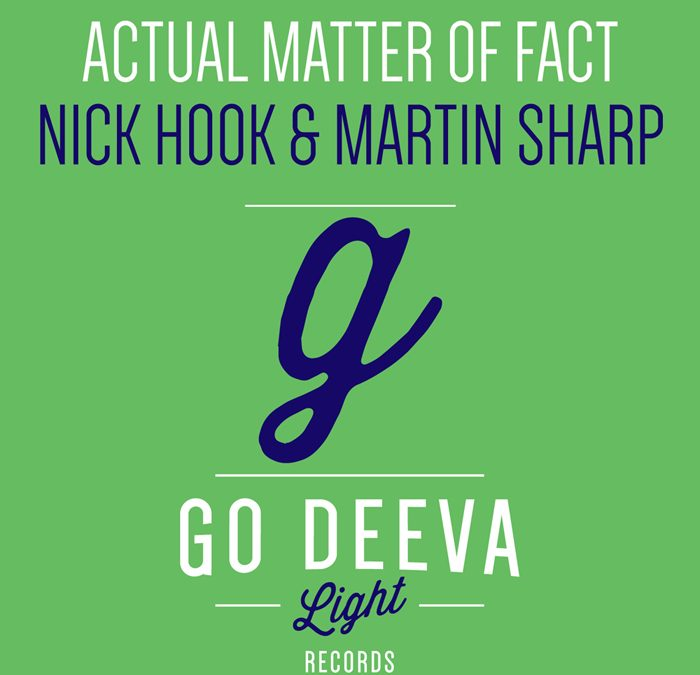 'Actual Matter Of Fact' by NICK HOOK & MARTIN SHARP