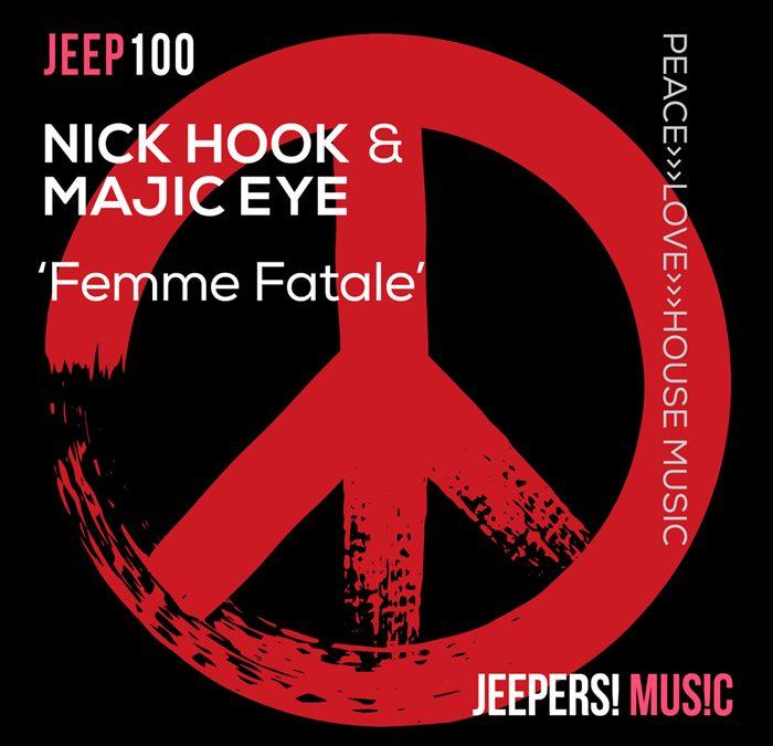'Femme Fatale' by Nick Hook & Majic Eye